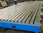 T型槽平台-铸铁T型槽平台-T型槽平板