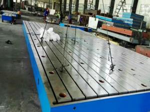 铸铁平板-铸铁平板规格-铸铁平板平台