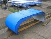 输送机防雨罩-输送机械防雨罩-防雨罩
