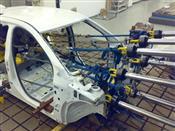 汽车试验台-铁底板试验台-试验台铁底板