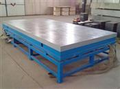 设备垫板-铸铁底板-试验台底板