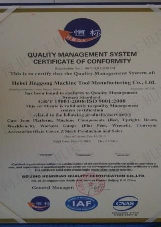 ISO900质量管理体系认证(英文)